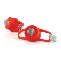 Велосипедный фонарь ЯРКИЙ ЛУЧ RED-1, красный [4606400609179]