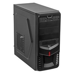 Компьютер IRU Home 226, AMD A6 7400K, DDR3L 4Гб, 1000Гб, AMD Radeon R5, Windows 10 Professional, черный [1086660]