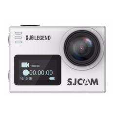 Экшн-камера SJCAM SJ6 Legend 4K, WiFi, серебристый [sj6legend_silver]