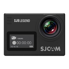 Экшн-камера SJCAM SJ6 Legend 4K, WiFi, черный [sj6legend_black]