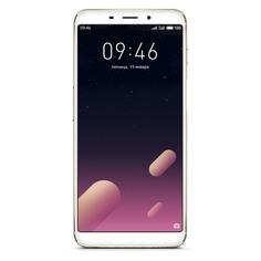 Смартфон MEIZU M6s 64Gb, M712H, золотистый