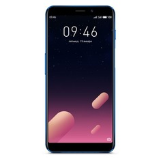Смартфон MEIZU M6s 32Gb, M712H, синий