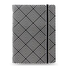 Тетрадь Filofax Impressions Pocket 105x144мм 56л линейка съемные листы спираль двойная черный/белый