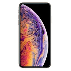 Смартфон APPLE iPhone XS MAX 64Gb, MT522RU/A, золотистый