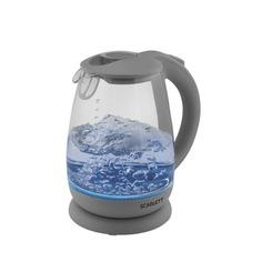 Чайник электрический SCARLETT SC-EK27G27, 2000Вт, серый