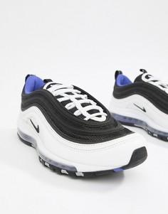 Белые кроссовки Nike Air Max 97 921826-103 - Белый