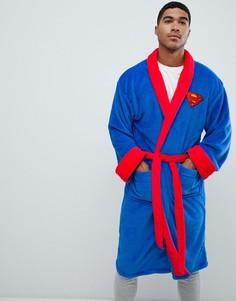 Халат Супермен - Синий Robes