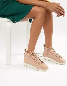 Розовые кроссовки adidas Originals Superstar - Розовый