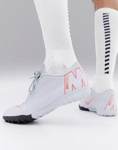 9eff119d Серые футбольные бутсы Nike Football VaporX 12 Academy Astro Turf - Серый