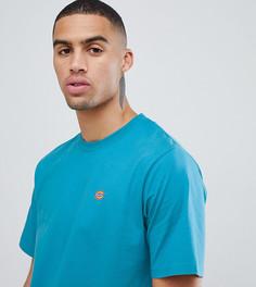Синяя футболка Dickies Stockdale - Синий