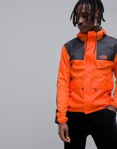 Оранжевая куртка The North Face 1985 Seasonal Celebration Mountain - Оранжевый