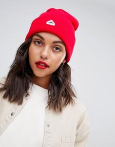 Классическая шапка-бини Penfield - Красный