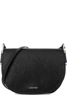 Черная сумка через плечо Calvin Klein
