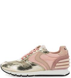 Летние кроссовки на шнуровке Voile Blanche