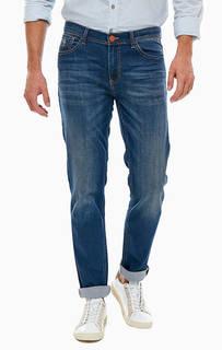 Зауженные джинсы с заломами U.S. Polo Assn.