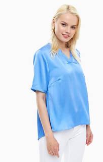 Туника-блуза синего цвета B.Young