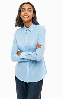 Базовая рубашка приталенного кроя United Colors of Benetton