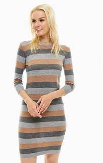 Короткое платье в полоску Sugarhill Boutique