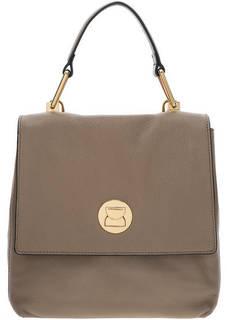 Сумка-рюкзак из зерненой кожи Liya Coccinelle