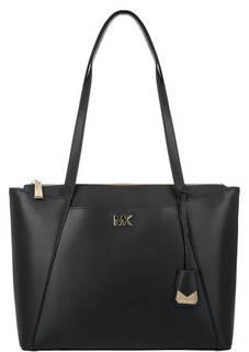 Кожаная сумка с длинными ручками Maddie Michael Kors