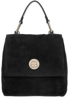 Сумка-рюкзак из натуральной замши Liya Suede Coccinelle