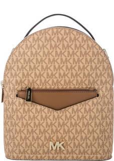 Сумка-рюкзак с монограммой бренда Jessa Michael Kors