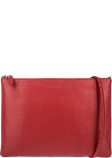 Кожаная сумка с тонким плечевым ремнем Mini Bag Coccinelle