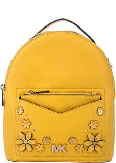 Сумка-рюкзак из натуральной кожи Jessa Michael Kors