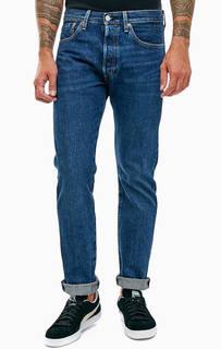 Синие джинсы с заломами 501® Original Levis