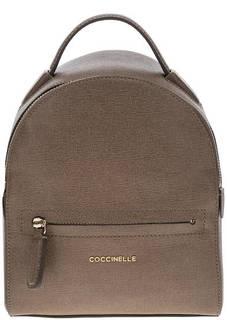 Маленький кожаный рюкзак Clementine Coccinelle