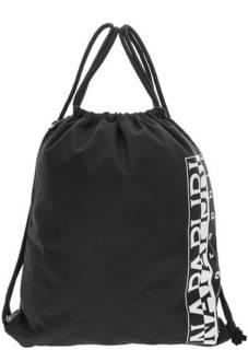 Текстильный рюкзак с логотипом бренда Napapijri