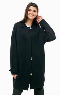 Шерстяное пальто свободного кроя Michael Kors
