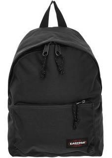 Текстильный рюкзак черного цвета Eastpak