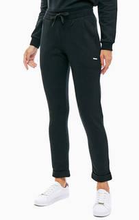 Укороченные домашние брюки зауженного кроя Guess