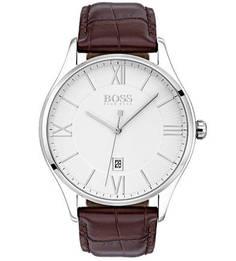 Часы с ремешком с выделкой под рептилию Hugo Boss