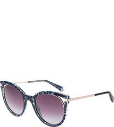 Солнцезащитные очки с фиолетовыми линзами Polaroid