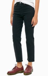 Укороченные джинсы с высокой посадкой Wedgie Straight Levis