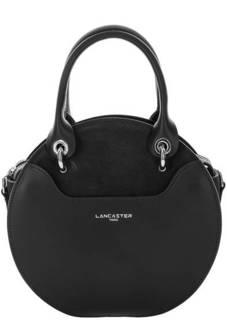 Маленькая сумка черного цвета Lancaster