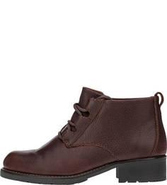 Утепленные ботинки из натуральной кожи Orinoco Oaks Clarks