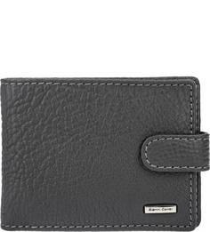 Кожаное портмоне с защитой от считывания Gianni Conti