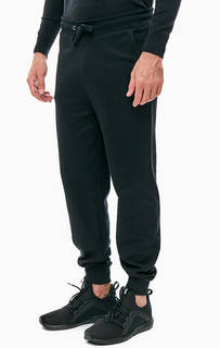 Хлопковые брюки джоггеры Calvin Klein