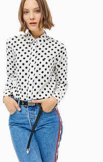 Рубашка в горошек с нагрудным карманом Levis