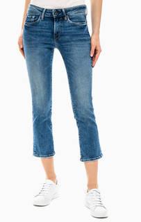 Укороченные расклешенные джинсы со стандартной посадкой Piccadilly Pepe Jeans