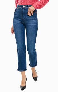 Укороченные джинсы Retro Straight Wrangler