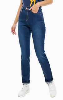 Синие джинсы с высокой посадкой Body Bespoke Wrangler