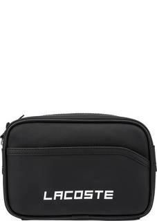 Поясная сумка с логотипом бренда Lacoste