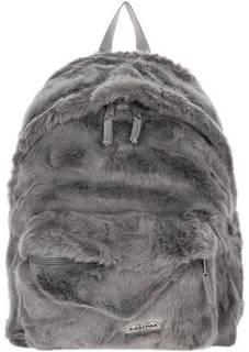 Вместительный рюкзак серого цвета Eastpak