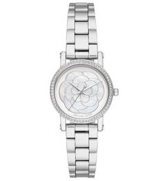 Часы с металлическим браслетом Petite Norie Michael Kors