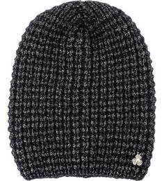 Вязаная шапка из мохера Noryalli