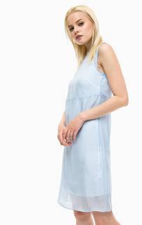 Платье в многослойном дизайне Calvin Klein